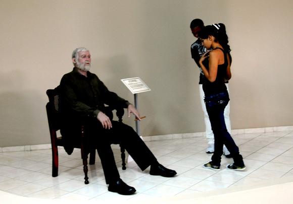 Ernest Hemingway, escitor y periodista norteamericano. Foto: Ismael Francisco/Cubadebate