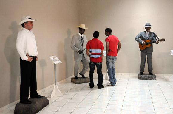 Museo de Cera de en Bayamo, Granma. Foto: Ismael Francisco/Cubadebate