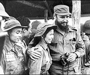 Fidel, durante aquella histórica visita a Vietnam