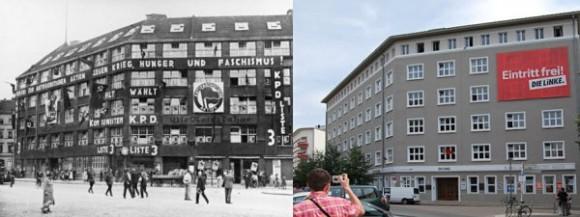 Situada en el centro de Berlín, la 'Karl-Liebknecht-Haus' fue la sede del Comité Central del KPD de 1926 a 1933. En la actualidad es la sede de Die Linke ('La Izquierda'). Este edificio histórico está situado entre Alexanderplatz y Rosa-Luxemburg-Platz.