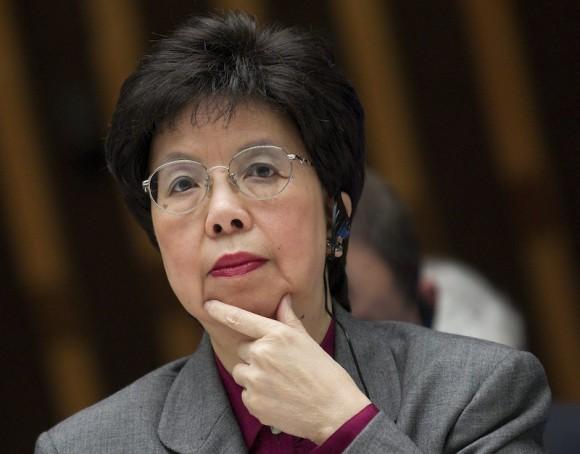 <b>Margaret Chan</b>, directora general de la Organización Mundial de la Salud. - margaret-chan-580x454