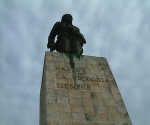 Memorial al Che en Santa Clara.