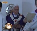 México: Benedicto XVI pide mirar dentro del corazón en momentos de dolor