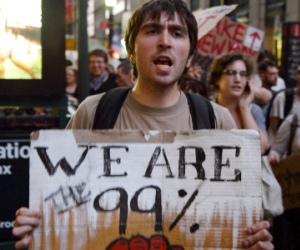 En vísperas del primero de mayo, refuerzan convocatoria a huelga general en EEUU