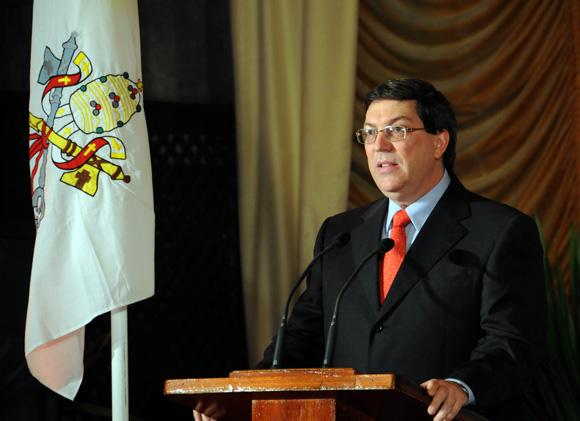 Sala de Prensa para la visita del Papa en Cuba. Foto: Ismael Francisco/ Cubadebate