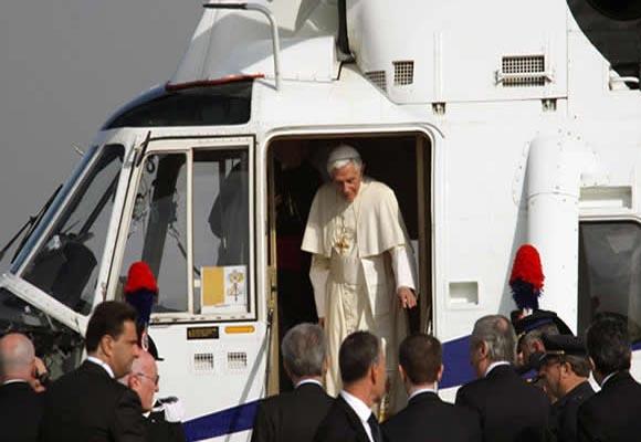 El Papa realizará una visita de tres días a México y luego viajará a Cuba. La ciudad de León ofrece una altura ideal para la salud de Benedicto XVI. Fuente: EFE