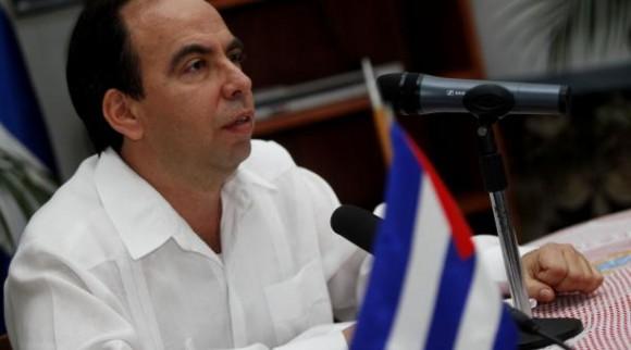 Rogelio Polanco, Embajador de Cuba en Venezuela. Foto: Web Embajada de Cuba