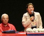 Kenia Serrano, Presidenta del ICAP, inaugura el encuentro