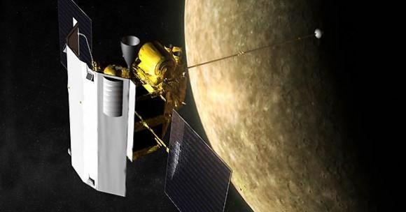 La sonda Messanger de la NASA -que orbita alrededor de Mercurio- es la responsable de capturar el Viento Solar para luego ser analizado.