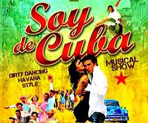 Ovacionan en París espectáculo Soy de Cuba