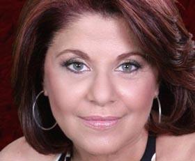 La actriz Susana Pérez, en una imagen tomada en La Habana. Foto: Archivo.