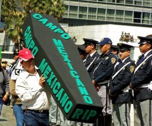 Veinte años de pérdidas para México con el TLCAN