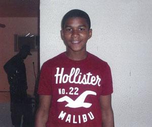 Trayvon Martin. Foto: AP.