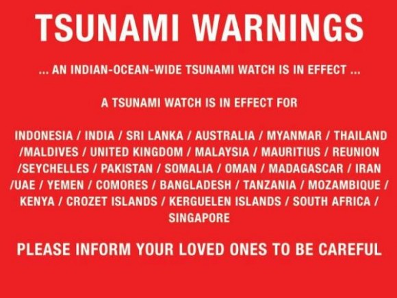 URGENTE:Atencion Fuerte Terremoto En JAPON y ECUADOR. Postar Info Aqui. Alerta-tsunami-580x435