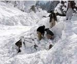 Avalancha de nieve sepulta más de 100 personas. Crédito: Telesur