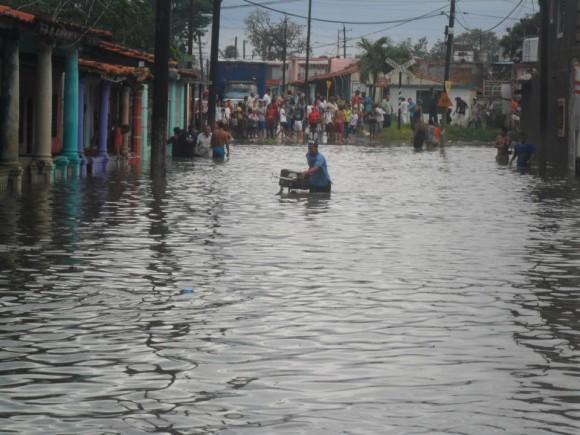 Calle Obispo de la ciudad de Pinar del Río