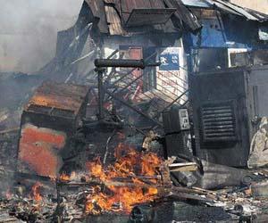 20 muertos por explosión de carro bomba