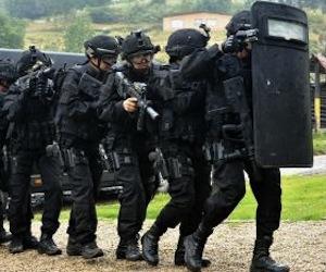 Colombia seguridad