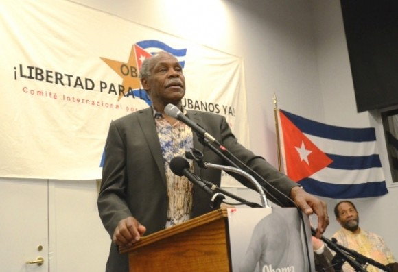 Danny Glover. Foto: Bill Hackwell