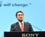 El presidente de Sony, Kazuo Hirai