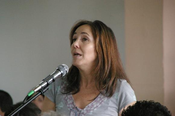 Encuentro de Blogueros Cubanos en Revolución. Foto: Vicente Feliú y Aurora Hernández/Cubadebate