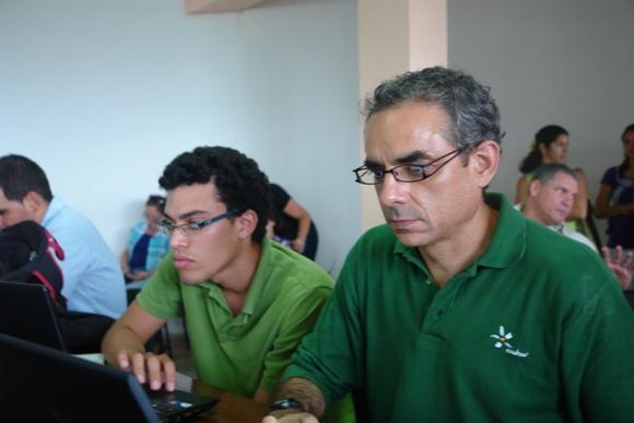 Encuentro de Blogueros Cubanos en Revolución. Foto: David Vázquez Abella/Cubadebate