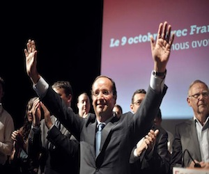 François Hollande. Foto: Jeff Pachoud/AFP