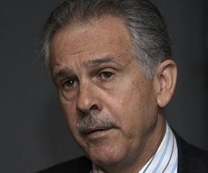 Germán Sánchez Otero, ex embajador de Cuba en Venezuela.