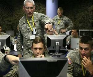 Destruir, degradar, engañar es el plan de EEUU para el ciberespacio
