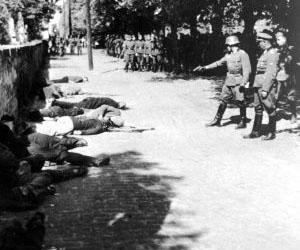 La crueldad, el sello del nazismo.