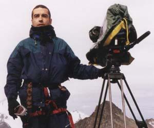 José Couso, asesinado en la guerra de Irak en 2003