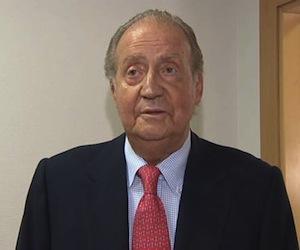 El rey de España, Juan Carlos I