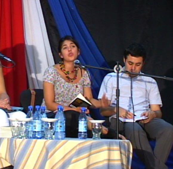 Delegación juvenil chilena visita Villa Clara