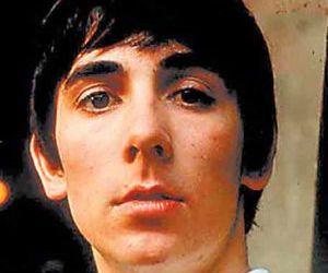 Keith Moon, baterista del grupo británico The Who, fallecido hace 32 años