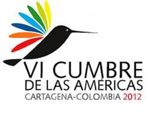 Logo de la VI Cumbre de Las Américas