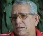 Onelio Ortega López. Foto: Roberto Ruiz/Juventud Rebelde