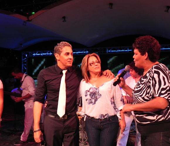 Paulo FG, Edith Massola y Tania Suárez, Miembro del Secretariado Nacional del Sindicato de los Trabajadores de la Cultura