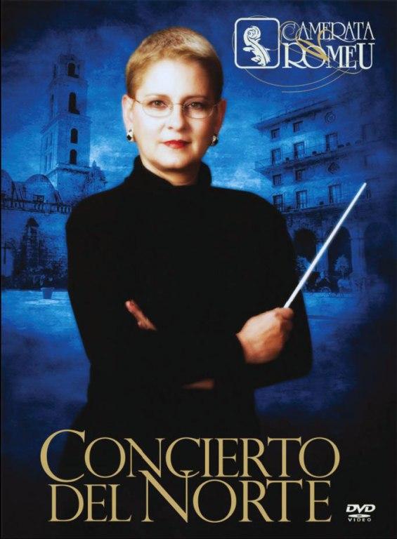 Portada del DVD Concierto del Norte