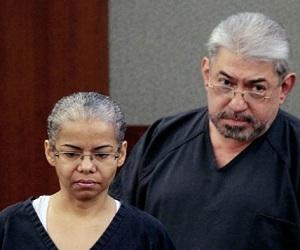 Rubén Darío Matallana y su esposa Carmen Olfidia Torres. Foto: AP