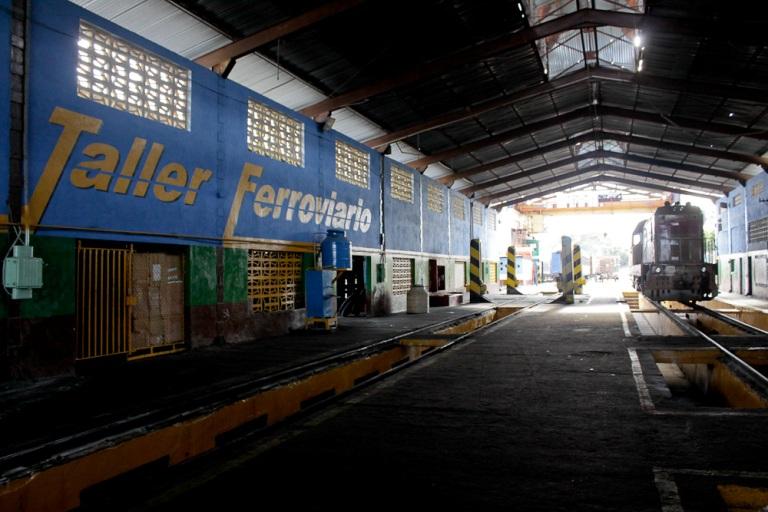 Dirección de la Unidad Básica de Talleres Ferroviarios de Cienfuegos