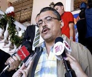 El periodista hondureño Ángel Alfredo Villatoro