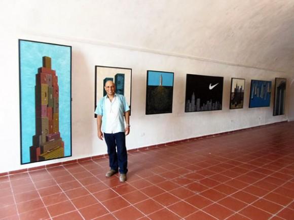 Ares en la XI Bienal de La Habana
