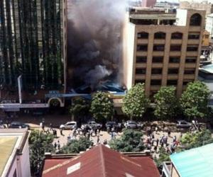 Explosión en Nairobi provoca unos 30 heridos