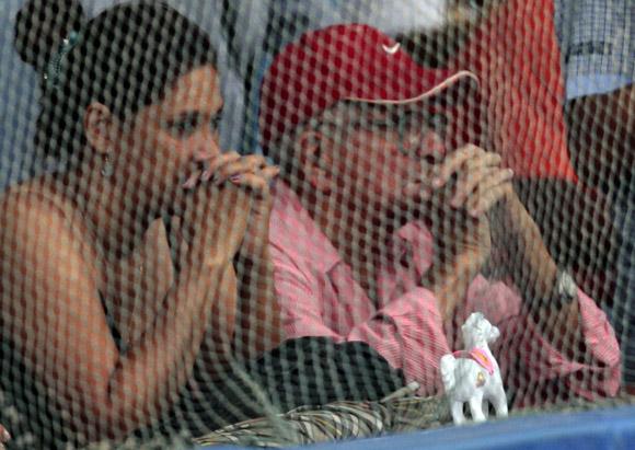 Solo un milagro salvaria a los Alazanes.  Foto: Ismael Francisco/Cubadebate.