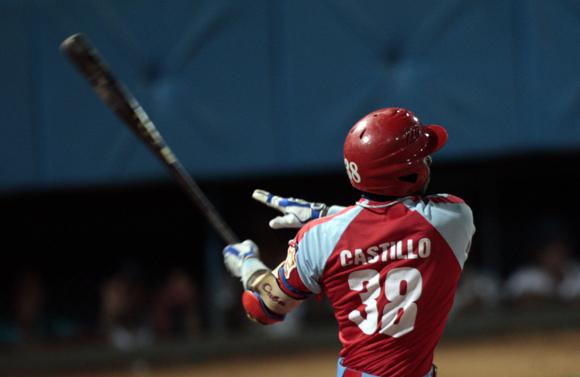 Rusney Castillo, desaparecio la pelota del latino. Foto: Ismael Francisco/Cubadebate.