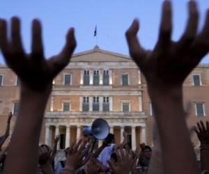 En Grecia no paran los suicidios por la crisis