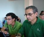 Encuentro de blogueros cubanos