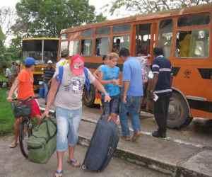 Más de mil 700 santiagueros evacuados por cercanía de ciclón