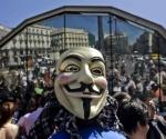 Indignados en España