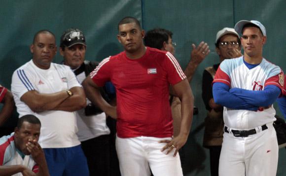 Vadimir no pudo ganar hoy. Foto: Ismael Francisco/Cubadebate
